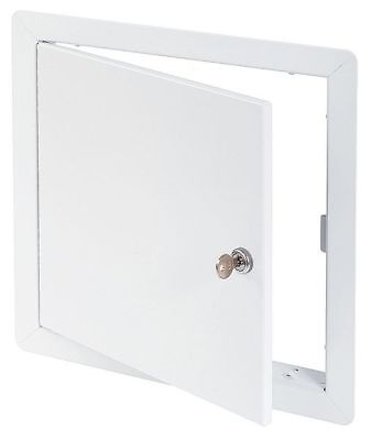 Access Door,Standard with Key,24x24In TOUGH GUY 1UEX1