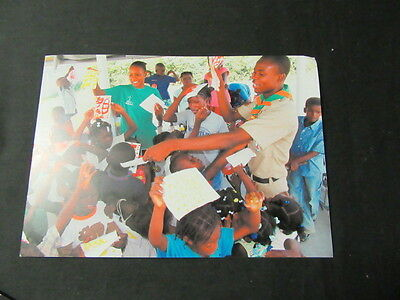 World Scout Foundation Christmas Cards 2016 and 2013   pks1