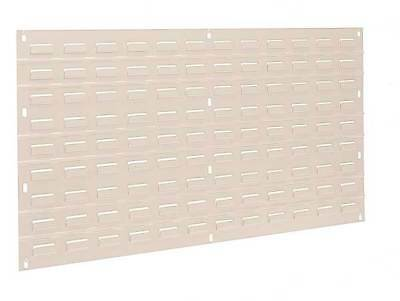 Louvered Panel, 35-3/4 x 5/16 x 19 In AKRO-MILS 30636BEIGE