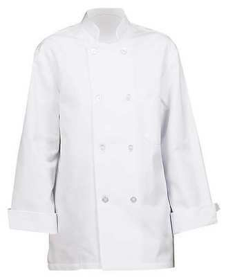 Unisex Chef Coat, White ,Fashion Seal, 3024 XS