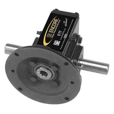 Speed Reducer,C-Face,56C/140TC,10:1 WINSMITH E20MWNS, 10:1, 56C/140TC
