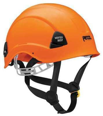 PETZL A10BOA Rescue Helmet, Orange, 6 Point