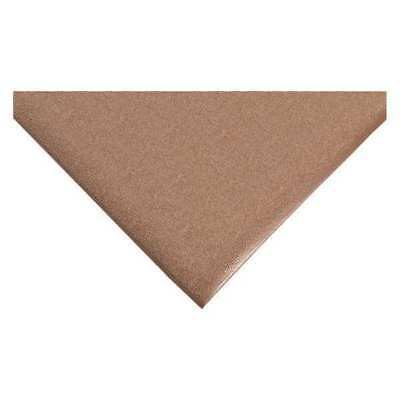 Antifatigue Runner,Brown,3ft. x 10ft. CONDOR 6LUN5