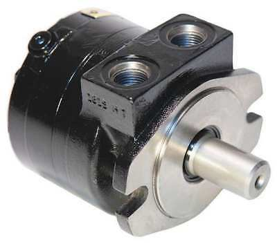 Hydraulic Motor,10.6 Cu. In./Rev. PARKER 110A-106-AS-0-F