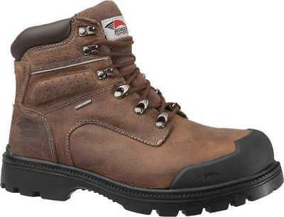 Work Boots,Men,10M,Lace Up,Brown,PR AVENGER SAFETY FOOTWEAR A7258 SZ: 10M