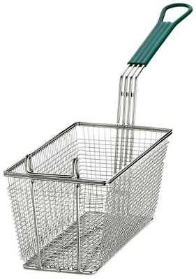 Fry Basket, Green Handle ,Tablecraft Products Company, 42