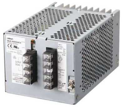 DC Power Supply, Omron, S8JX-G30024CD