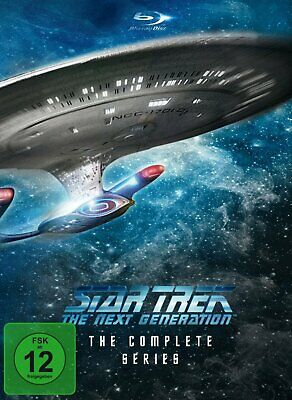 Star Trek - The Next Generation - The Complete Series # 41-BLU-RAY-BOX-NEU
