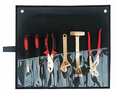 Non-Sparking Nonsparking Tool Set, Westward, 23X828