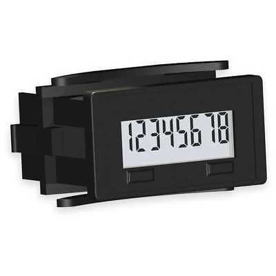 REDINGTON 6300-2500-0000 Electronic Counter, 8 Digits, LCD