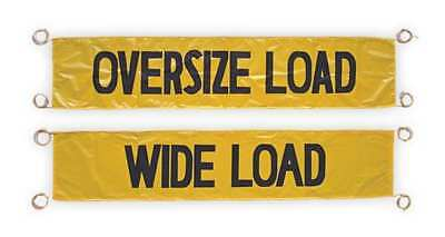Wide Load/Oversize Banner,18 x 96""