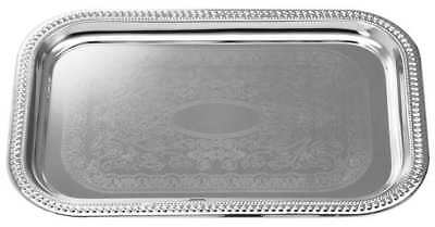 """18-1/4"""" Tray, Chrome ,Tablecraft Products Company, CT1812"""