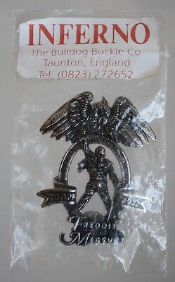 Queen : Pin Button Anstecker - The Freddie Mercury Tribute - Uk 1992
