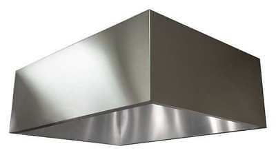 """48"""" Commercial Kitchen Exhaust Hood, Dayton, 20UD07"""