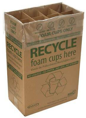 Recycling Container,Brown,28-1/2 gal. DART RPC1