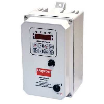 Variable Frequency Drive,1 HP,208-240V DAYTON 13E651
