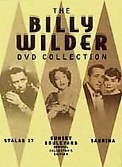 The Billy Wilder Collection (DVD, 2006, 3-Disc Set) New Sealed
