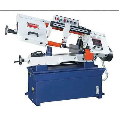DAYTON 4YG31 Horizontal Band Saw, Wet, 1-1/2 HP
