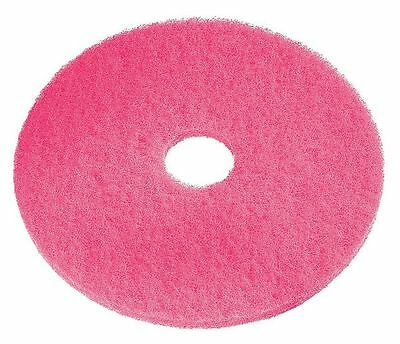 Recycled Scrubbing Pad, Pink ,Tough Guy, 6YMP6