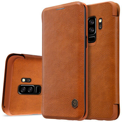 For Samsung Galaxy S10/Plus/S10e/Note 9/8/S9 Flip Card Slot Wallet Leather Case