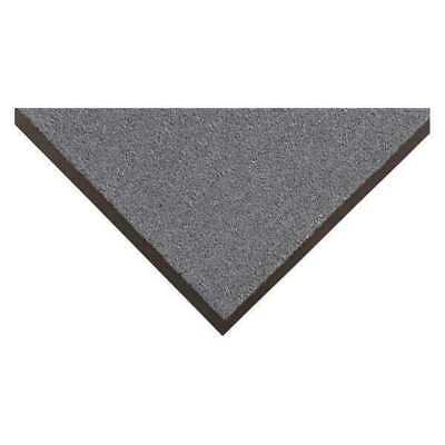 Carpeted Entrance Mat,Blue,4ft. x 8ft. CONDOR 6PWH7