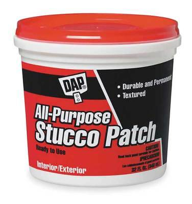 DAP 60590 All-Purpose Stucco Patch, 1 gal., White