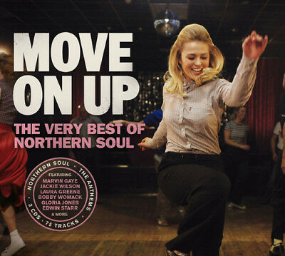 Various Artists Move On Up - The Best Of Northern Soul CD ***NEW***