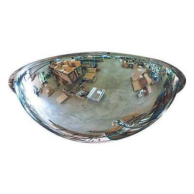 13W060A Full Dome Mirror, 36In., Acrylic