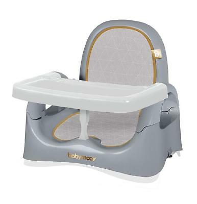 Babymoov Compact Booster Seat (Grey)