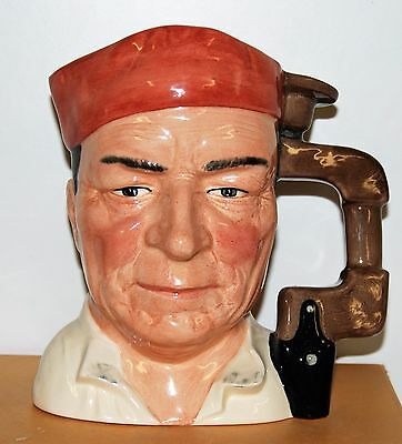 Large Royal Doulton Character Jug Cabinet Maker D7010 ***excellent***