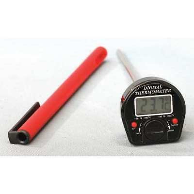 Digital Pocket Thermometer,Plastic THERMCO ACC330DIG