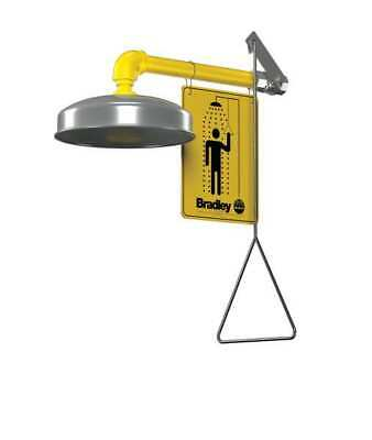 BRADLEY S19-120A Safety Shower, Wall Mount