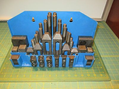Machinist Tools * Milling Hold Down Set * 1/2""