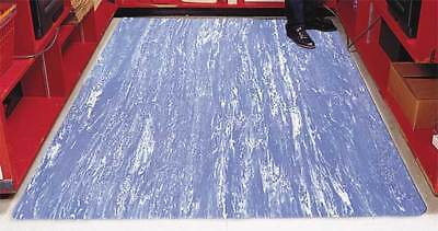 Antifatigue Mat,Blue,3ft. x 5ft. NOTRAX 470S3660BU-RS