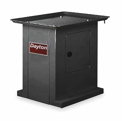 DAYTON 2LKR3 Steel Floor Stand For Dayton Mill/Drills