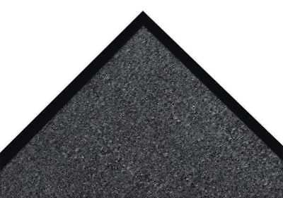 NOTRAX 130S0046CH Carpeted Entrance Mat, Charcoal, 4 x 6 ft.
