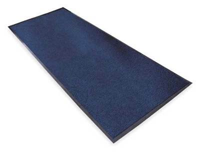 NOTRAX 132S0046NB Carpeted Entrance Mat,Navy,4ft. x 6ft.