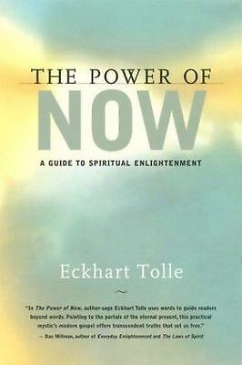 The Power of Now: A Guide to Spiritual Enlightenment by Eckhart Tolle, Good Book