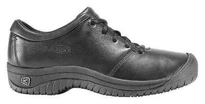 Work Boots,Womens,8.5,D,Lace Up,Black,PR KEEN UTILITY 1006999