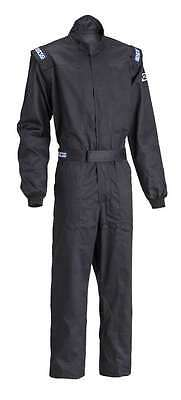 Sparco The Driver Suit Black Sfi 3.2A/1 X-Large Fire Protection 001051D4Xlnr