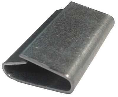 33KF06 Strapping Seal, Push, 3/4 in., PK4000