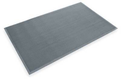 Entrance Scraper Mat,Gray,3ft. x 5ft. 3M 20234