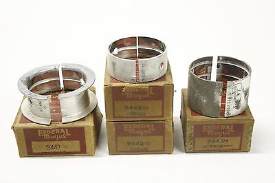 NOS 1946-53 Studebaker 226 245 Six Cylinder Engine Main Bearing Set 462M