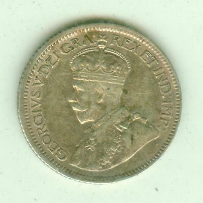Canada Silver 1932 10 Cents-Lot A2