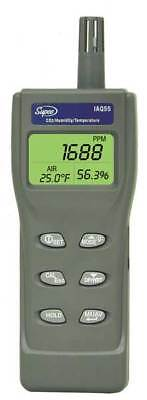 SUPCO IAQ55 Indoor Air Quality Monitor