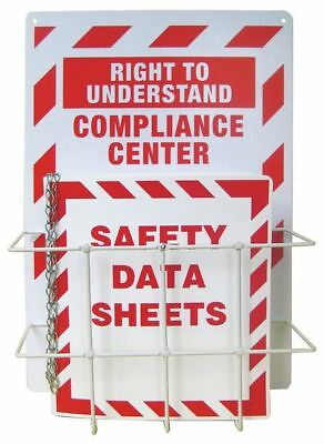 Right to Know Compliance Center ZORO SELECT 33H539