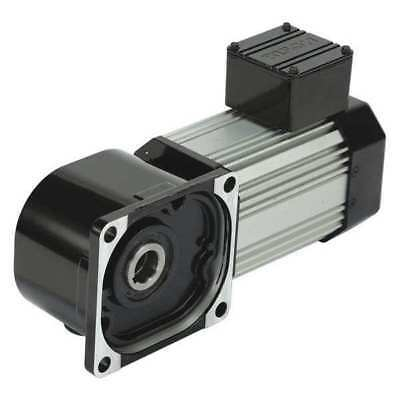 BISON 026-725A0020F Hypoid Gearmotor, 84 rpm, TEFC, 115VAC