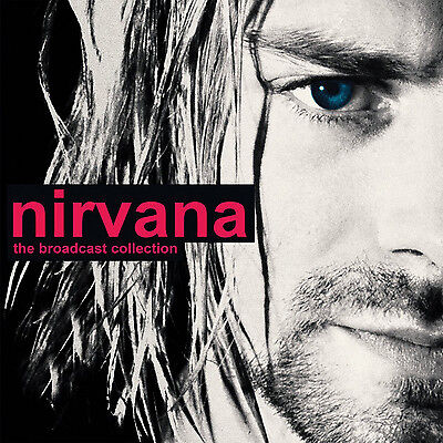 Nirvana : The Broadcast Collection VINYL (2017) ***NEW***