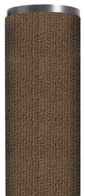 Carpeted Entrance Mat,Brown,4ft. x 6ft. NOTRAX 132S0046BR