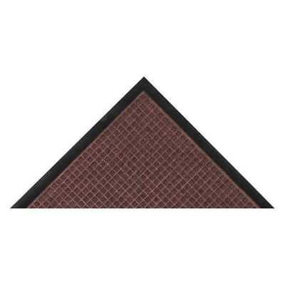 Carpeted Entrance Mat,Burgundy,3ft.x5ft. NOTRAX 166S0035BD